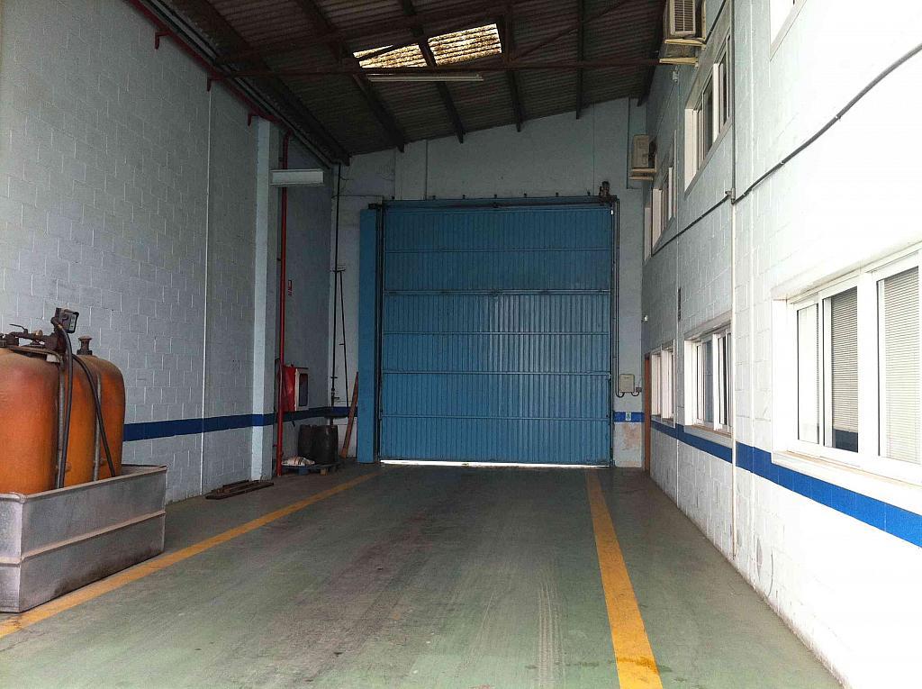 Detalles - Nave industrial en alquiler en calle Marina, Almeda en Cornellà de Llobregat - 280327361