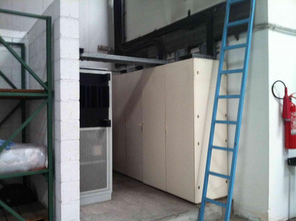 Detalles - Nave industrial en alquiler en calle Marina, Almeda en Cornellà de Llobregat - 280327365