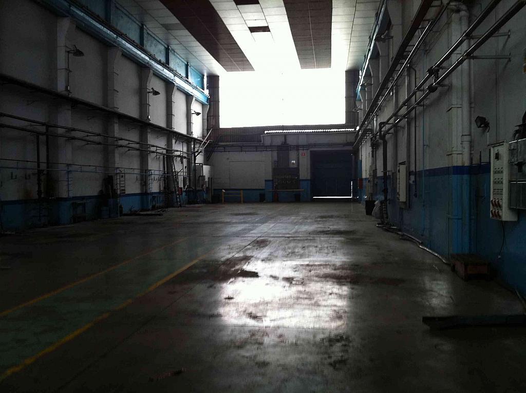 Detalles - Nave industrial en alquiler en calle Marina, Almeda en Cornellà de Llobregat - 280327371