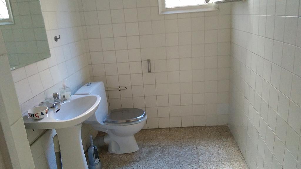 Baño - Local comercial en alquiler en calle Roger de Flor, Camp d´en Grassot en Barcelona - 316732506