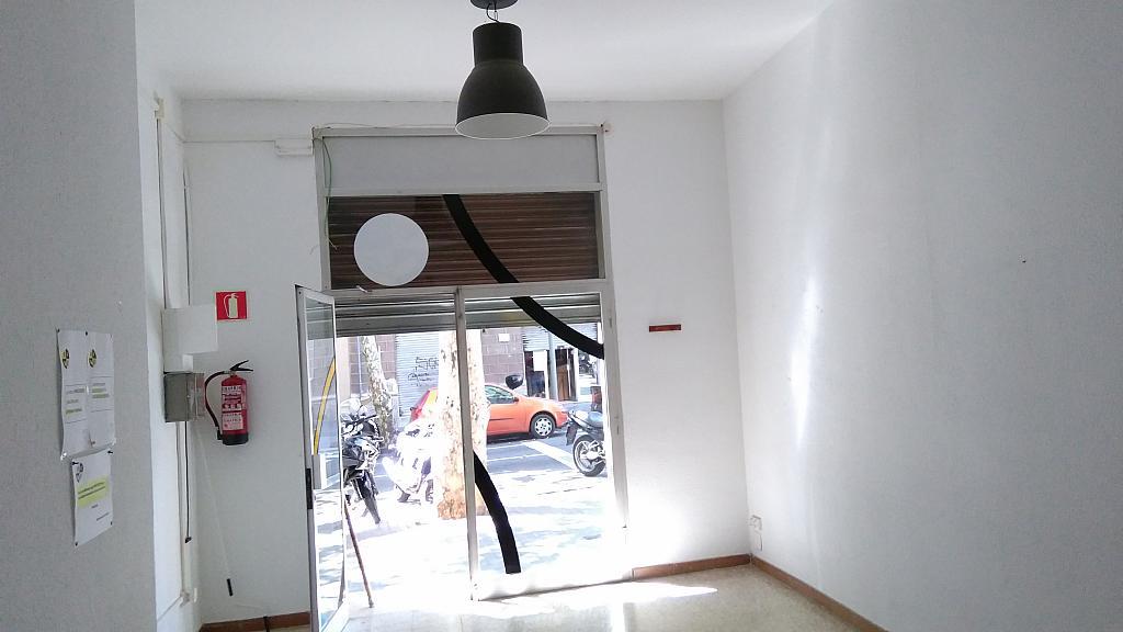 Detalles - Local comercial en alquiler en calle Roger de Flor, Camp d´en Grassot en Barcelona - 316732535