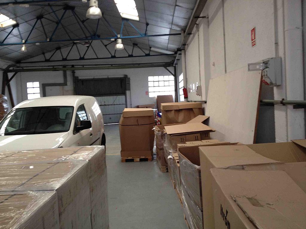 Planta baja - Nave industrial en alquiler en calle Prat de la Riba, Rocafonda en Mataró - 320732353