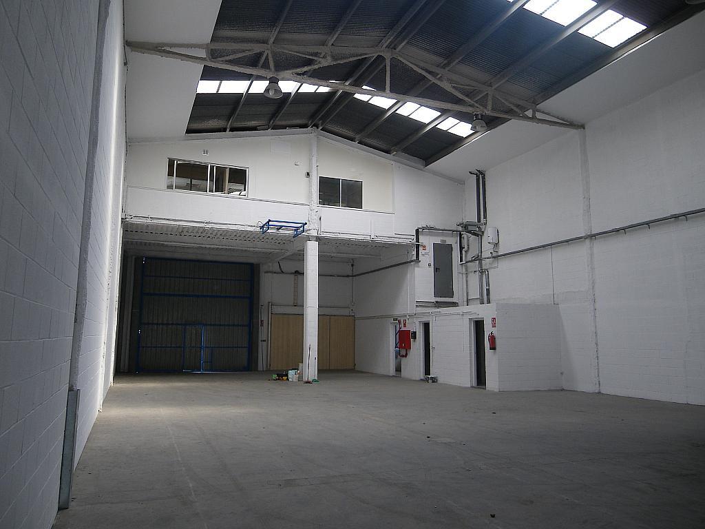 Planta baja - Nave industrial en alquiler en calle Indutrial, Papiol, El - 322563461