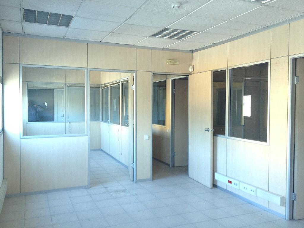 Despacho - Nave industrial en alquiler en calle Indutrial, Papiol, El - 322563612