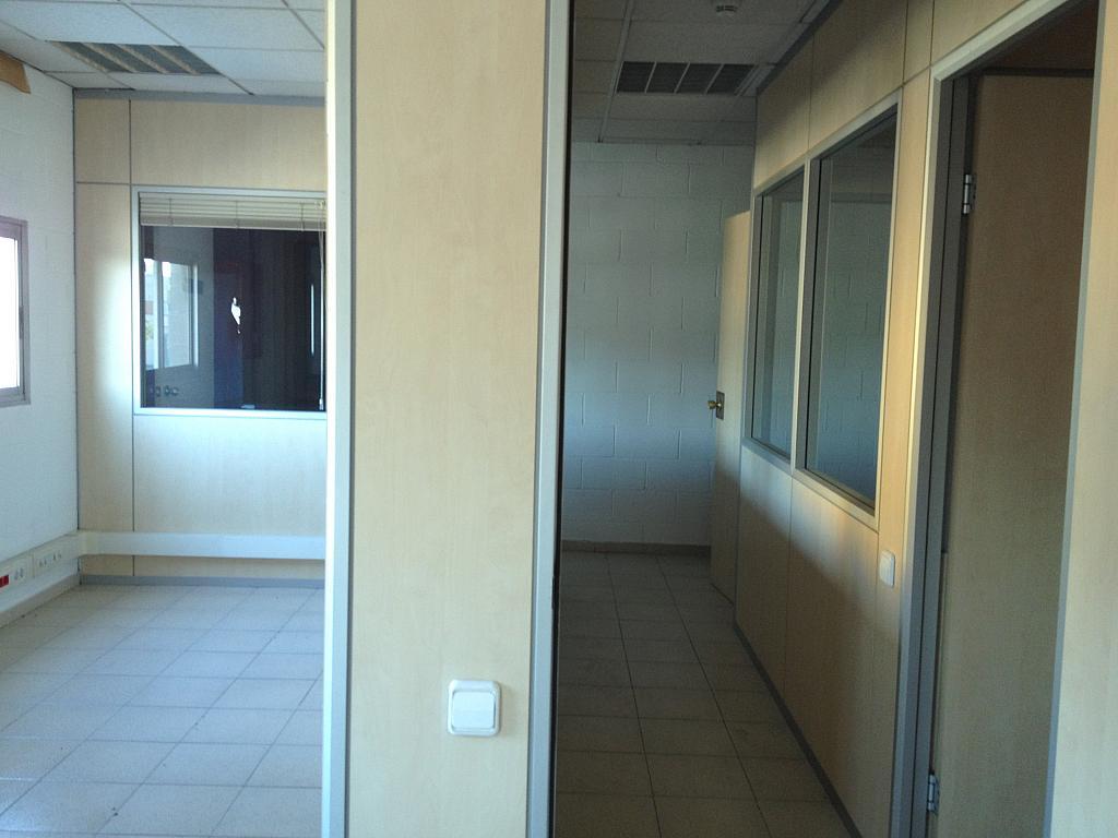 Despacho - Nave industrial en alquiler en calle Indutrial, Papiol, El - 322563679
