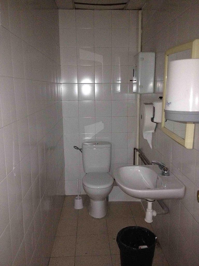 Baño - Nave industrial en alquiler en calle Indutrial, Papiol, El - 322563692