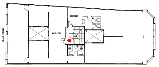 Detalles - Oficina en alquiler en calle Sant Eusebi, El Putxet i Farró en Barcelona - 238784942