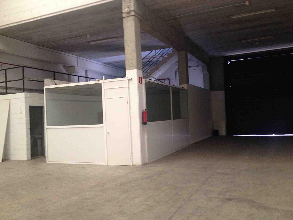 Vistas - Nave industrial en alquiler en calle París, Rubí - 238785403