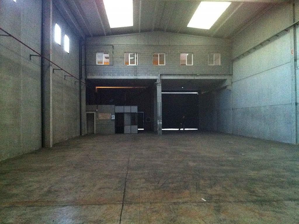 Vistas - Nave industrial en alquiler en calle París, Rubí - 238785407