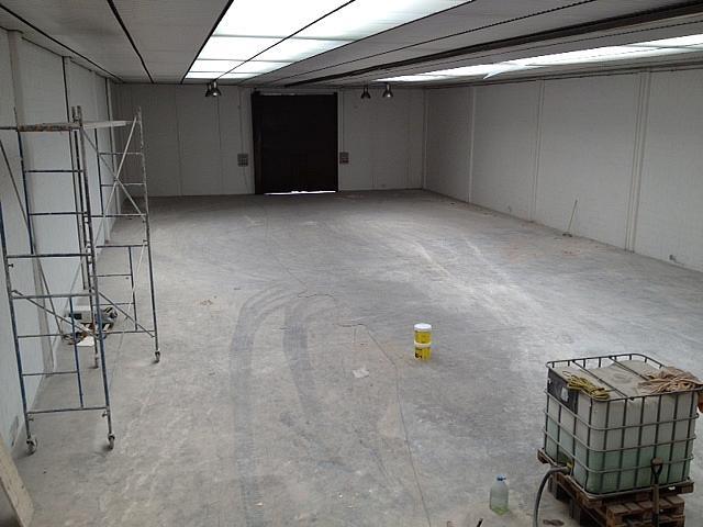 Planta baja - Nave en alquiler en calle Can Bordoll, Polígon Sud-Oest en Sabadell - 239788981