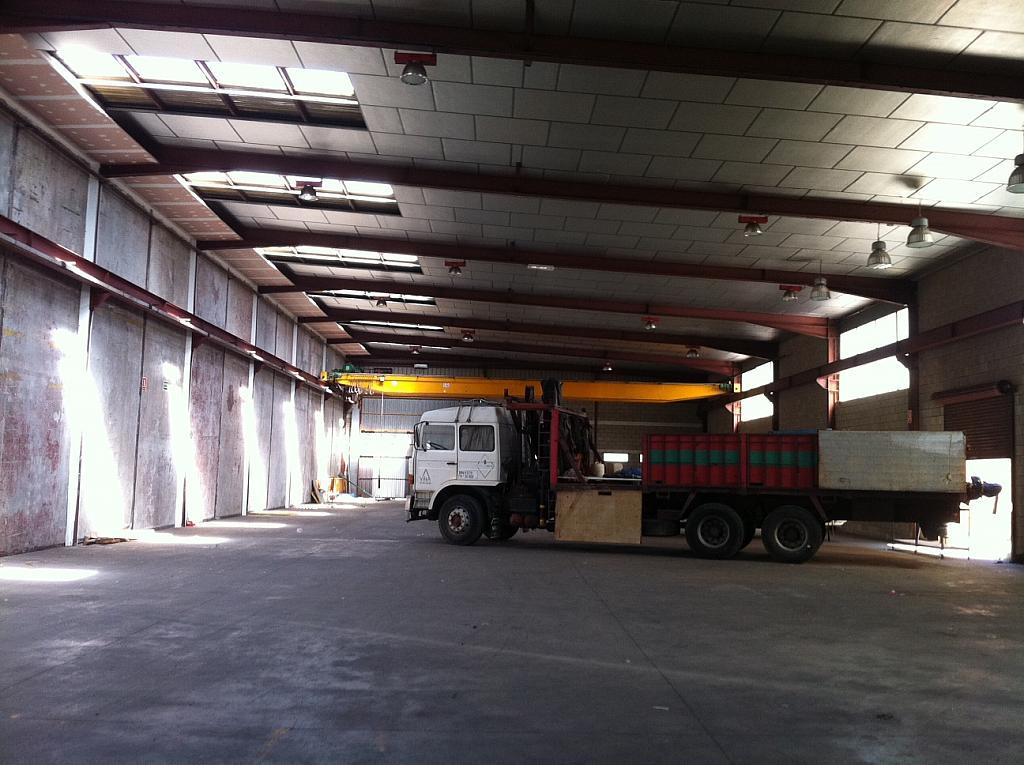 Planta baja - Nave industrial en alquiler en calle Narcís Monturiol, Barri antic en Manresa - 240061074