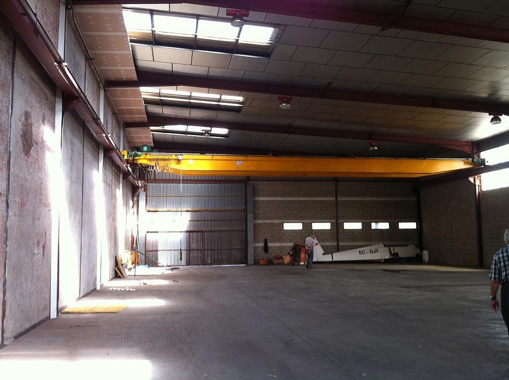 Planta baja - Nave industrial en alquiler en calle Narcís Monturiol, Barri antic en Manresa - 240061111