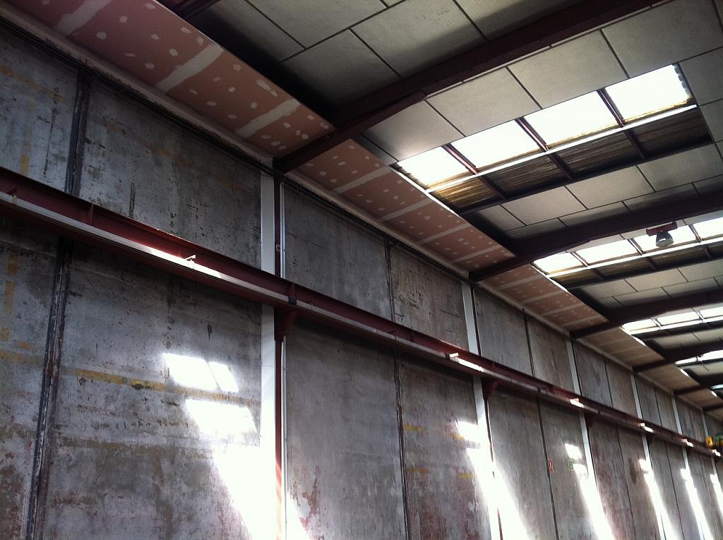 Detalles - Nave industrial en alquiler en calle Narcís Monturiol, Barri antic en Manresa - 240061116