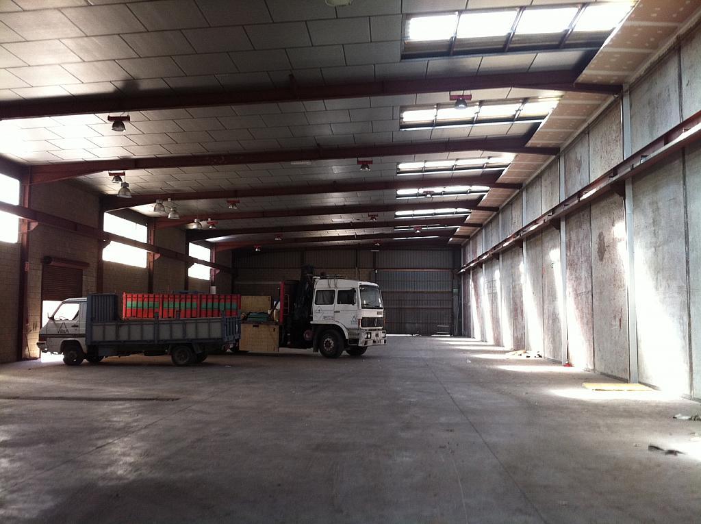 Planta baja - Nave industrial en alquiler en calle Narcís Monturiol, Barri antic en Manresa - 240061121