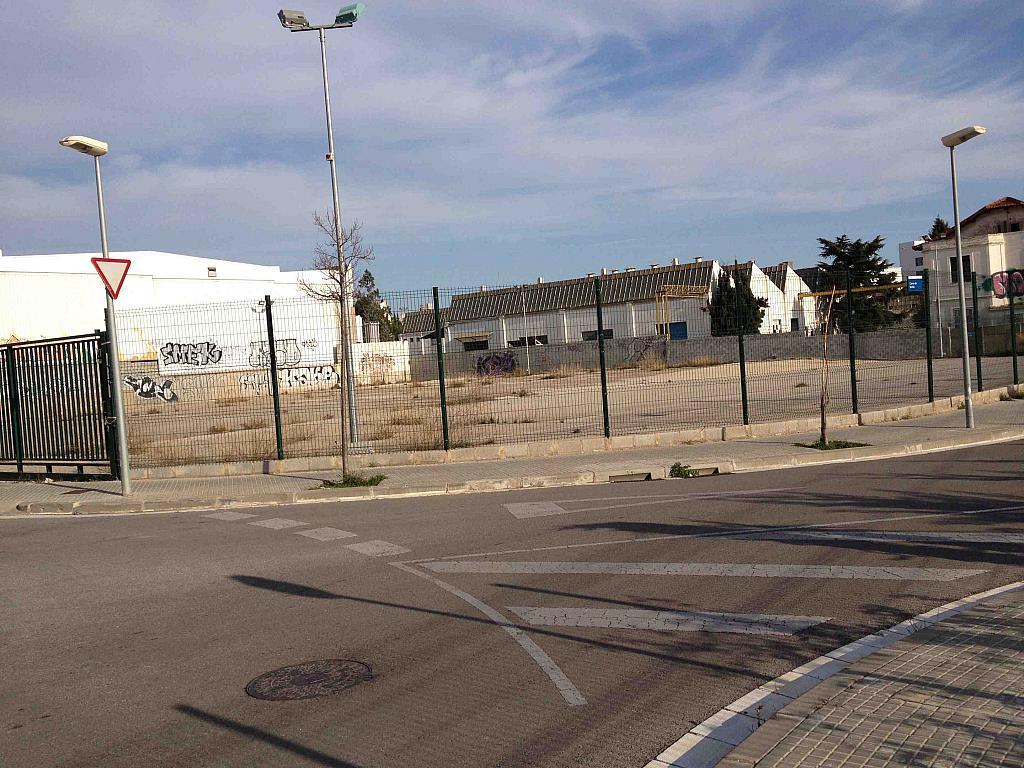 Terreno industrial en alquiler en calle Sevilla, Centre en Cornellà de Llobregat - 240063662