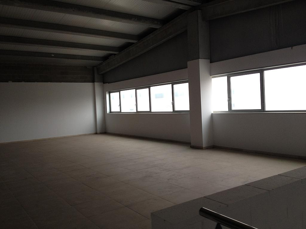 Planta altillo - Nave industrial en alquiler en calle Jurats, La Plana en Sant Andreu de la Barca - 240065853