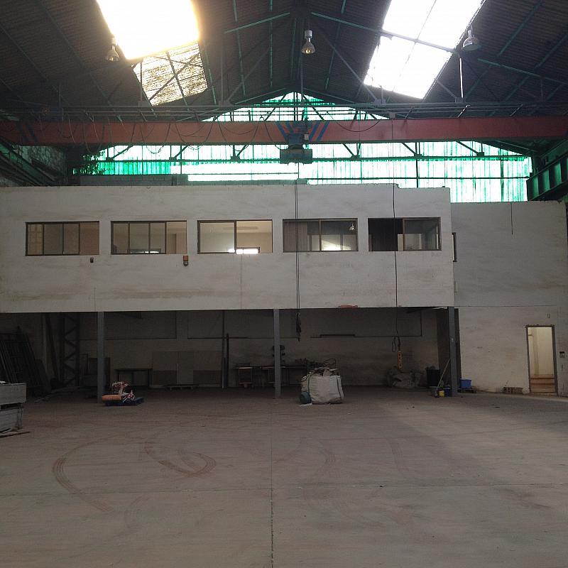 Planta baja - Nave industrial en alquiler en calle Riera de la Salut, La Salut en Sant Feliu de Llobregat - 240100046