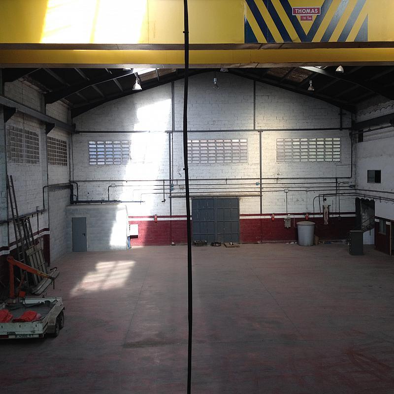 Planta baja - Nave industrial en alquiler en calle Riera de la Salut, La Salut en Sant Feliu de Llobregat - 240100080