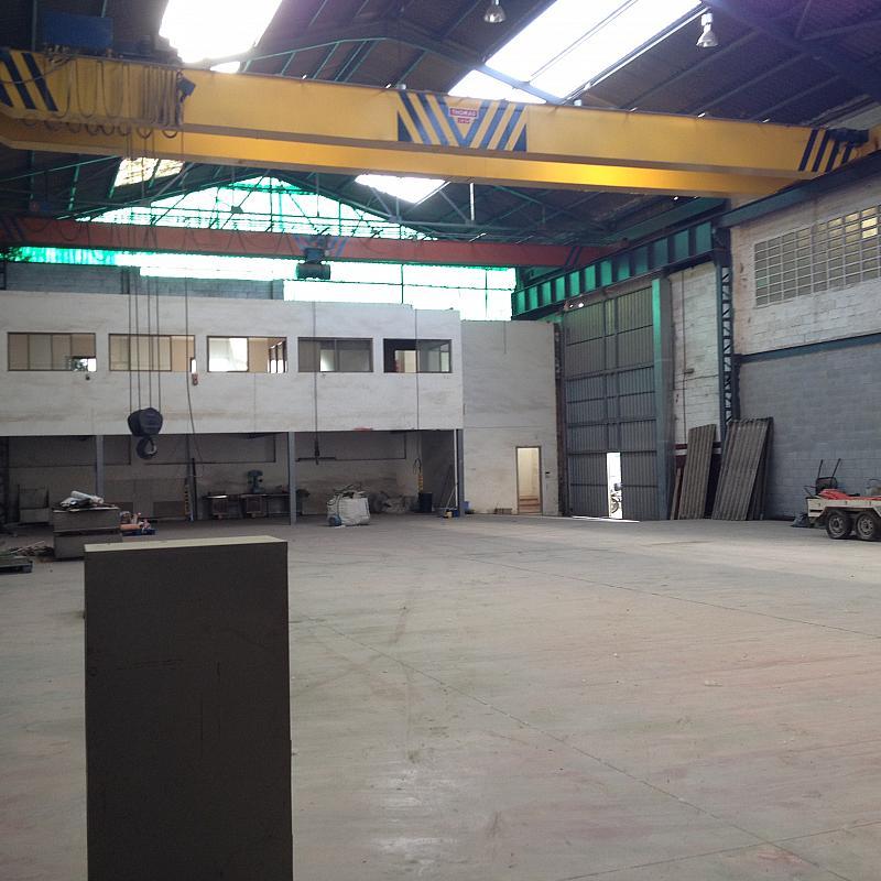 Planta baja - Nave industrial en alquiler en calle Riera de la Salut, La Salut en Sant Feliu de Llobregat - 240100111