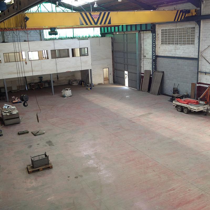 Planta baja - Nave industrial en alquiler en calle Riera de la Salut, La Salut en Sant Feliu de Llobregat - 240100137