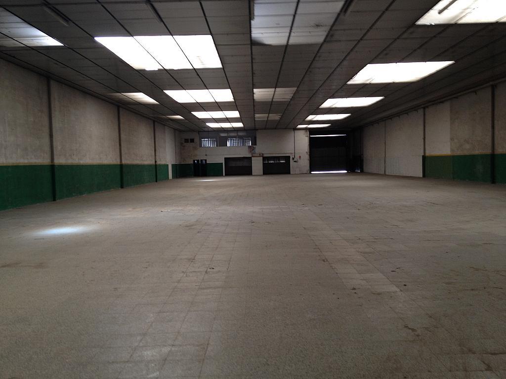 Planta baja - Nave industrial en alquiler en calle Bernat Metge, Polígon Sud-Oest en Sabadell - 240345440