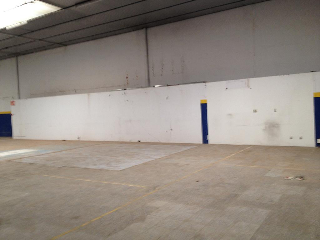 Detalles - Nave industrial en alquiler en calle Bernat Metge, Polígon Sud-Oest en Sabadell - 240345736