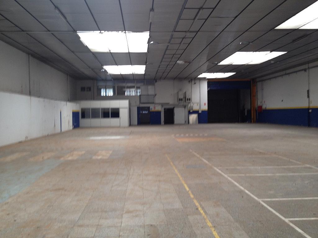 Planta baja - Nave industrial en alquiler en calle Bernat Metge, Polígon Sud-Oest en Sabadell - 240345750