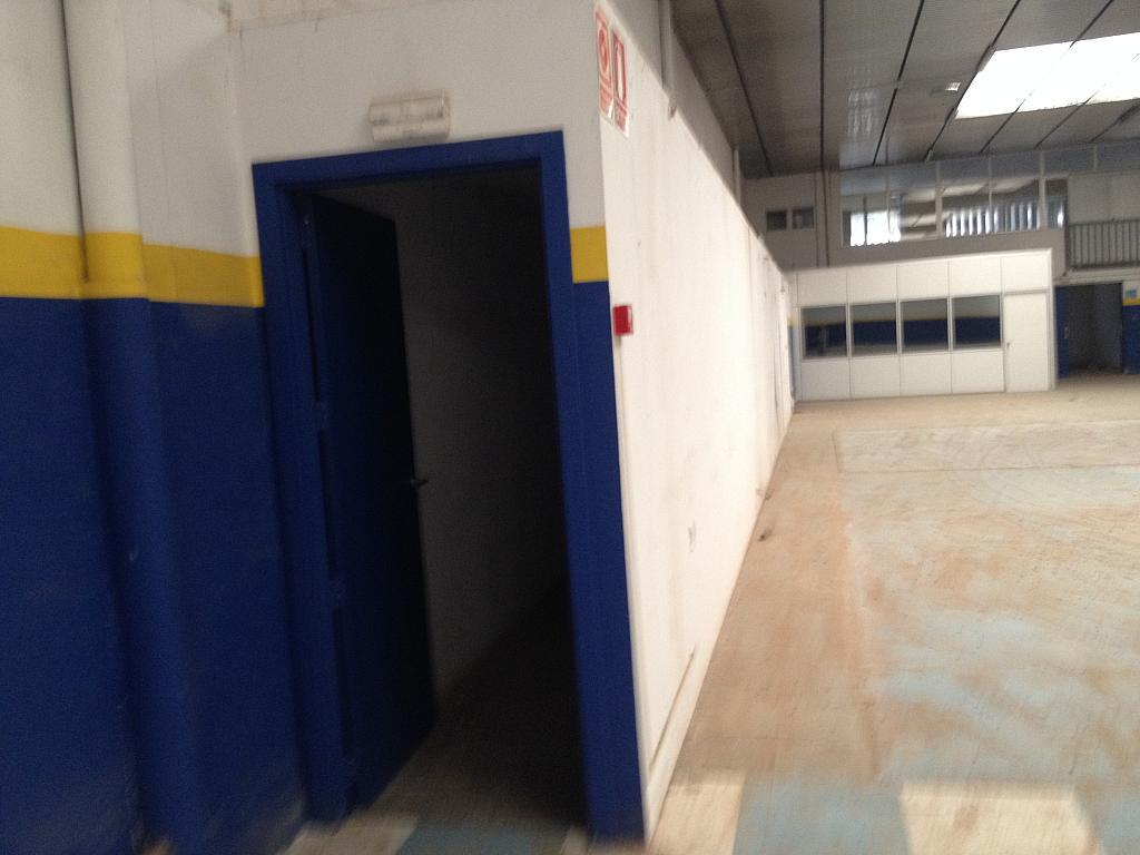 Detalles - Nave industrial en alquiler en calle Bernat Metge, Polígon Sud-Oest en Sabadell - 240345768