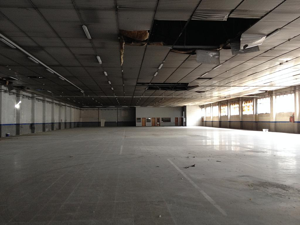 Planta baja - Nave industrial en alquiler en calle Ramón Caselles, Polígon Sud-Oest en Sabadell - 240347962