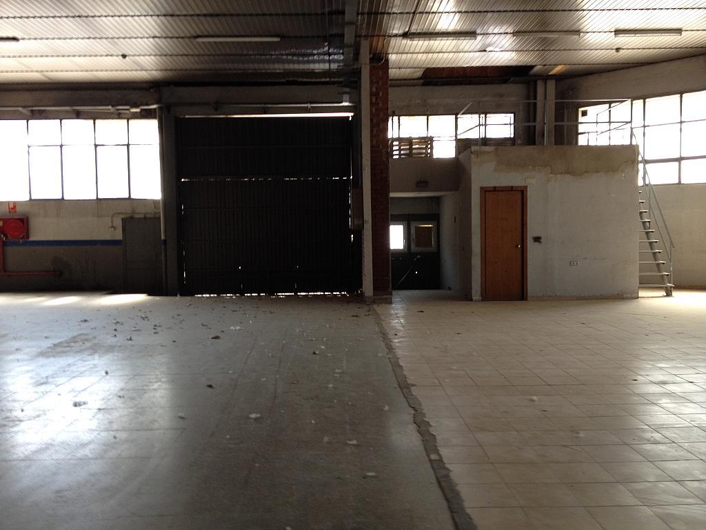 Detalles - Nave industrial en alquiler en calle Ramón Caselles, Polígon Sud-Oest en Sabadell - 240348022