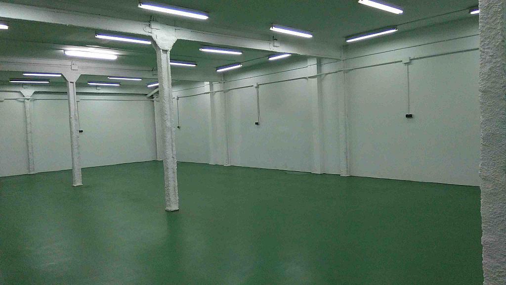 Planta baja - Nave industrial en alquiler en calle Torrelles, La Guardia-Distrito 3 en Sant Vicenç dels Horts - 328013916