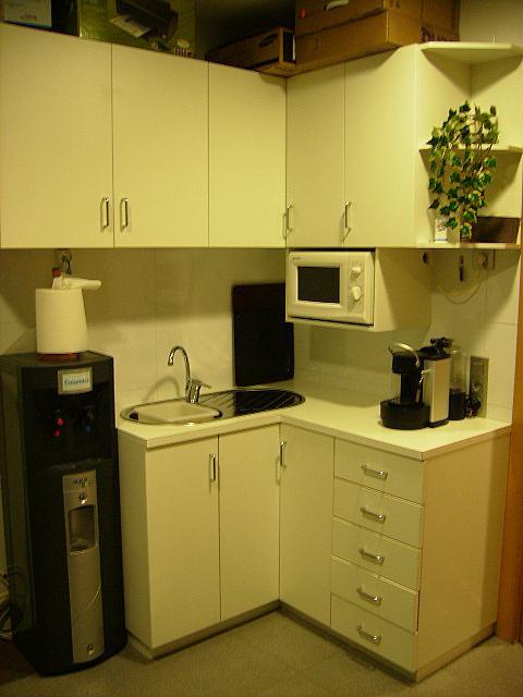 Cocina - Despacho en alquiler en calle Sicília, Camp d´en Grassot en Barcelona - 240632301