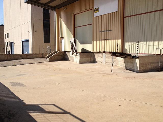 Patio - Nave industrial en alquiler en calle Gutenmberg, Papiol, El - 241531784