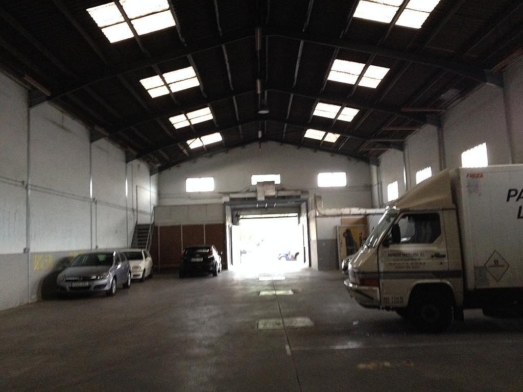 Planta baja - Nave industrial en alquiler en ronda Santa María, Parque Central del Valles en Barbera del Vallès - 241825209