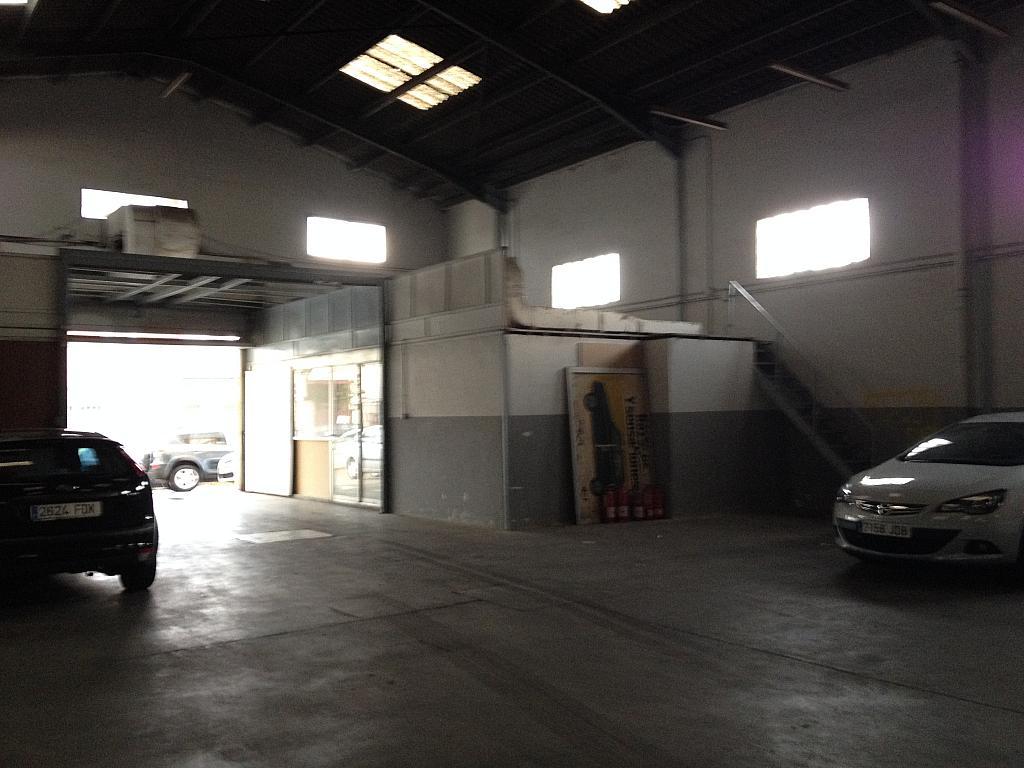 Planta baja - Nave industrial en alquiler en ronda Santa María, Parque Central del Valles en Barbera del Vallès - 241825245