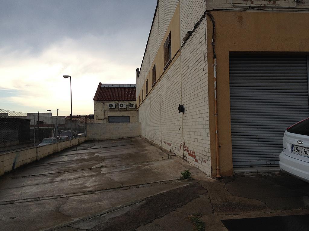 Patio - Nave industrial en alquiler en ronda Santa María, Parque Central del Valles en Barbera del Vallès - 241825642