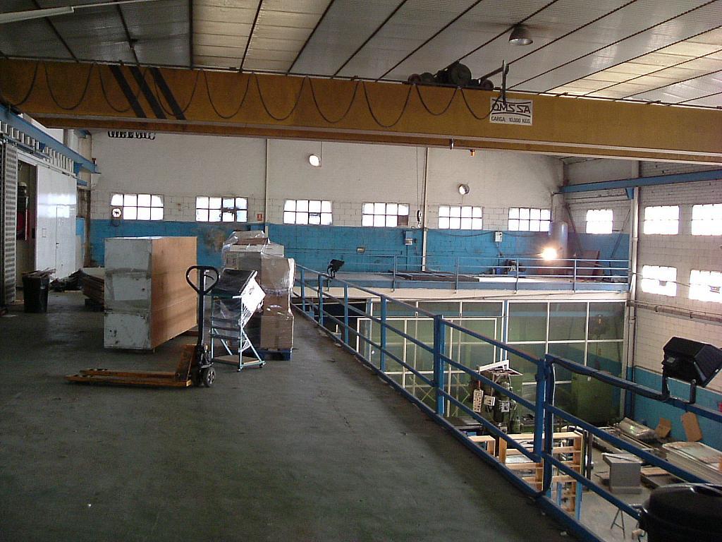Detalles - Nave industrial en alquiler en calle Can Cuiàs, Can Cuias en Montcada i Reixac - 241830976