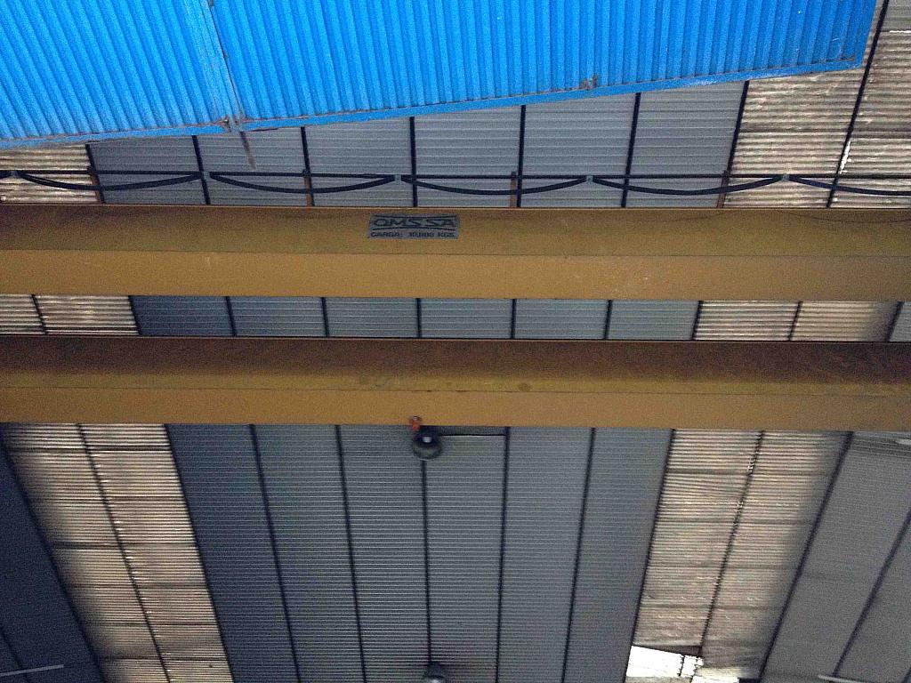 Detalles - Nave industrial en alquiler en calle Can Cuiàs, Can Cuias en Montcada i Reixac - 241830993