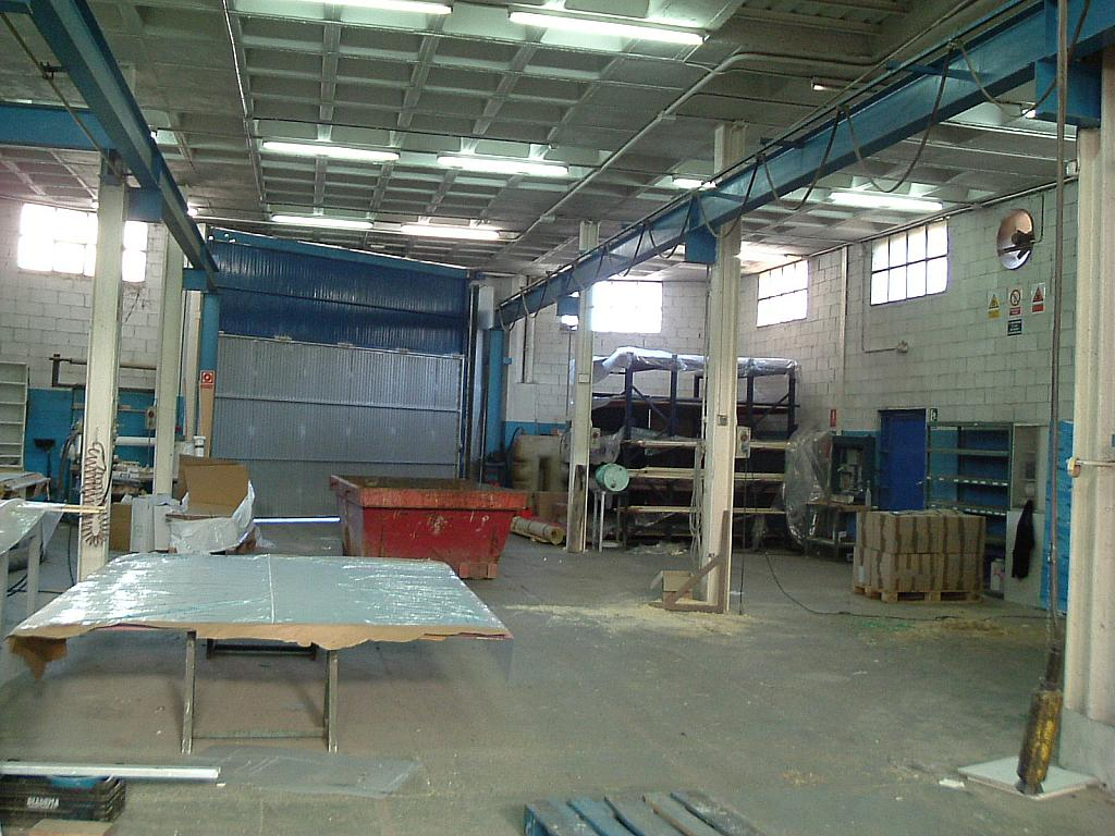 Planta baja - Nave industrial en alquiler en calle Can Cuiàs, Can Cuias en Montcada i Reixac - 241831008