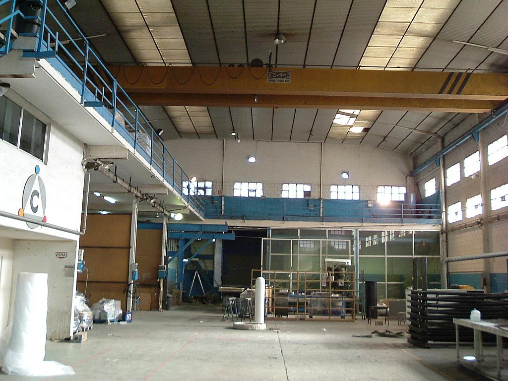 Planta baja - Nave industrial en alquiler en calle Can Cuiàs, Can Cuias en Montcada i Reixac - 241831052