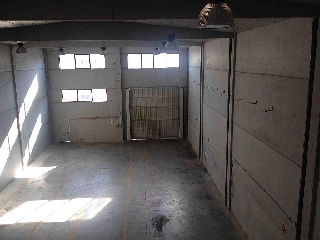 Planta baja - Nave industrial en alquiler en calle Serra Salut, Parque Central del Valles en Barbera del Vallès - 242058344