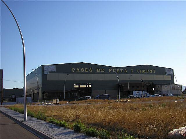 Fachada - Nave industrial en alquiler en calle Gi, Valls - 242099206