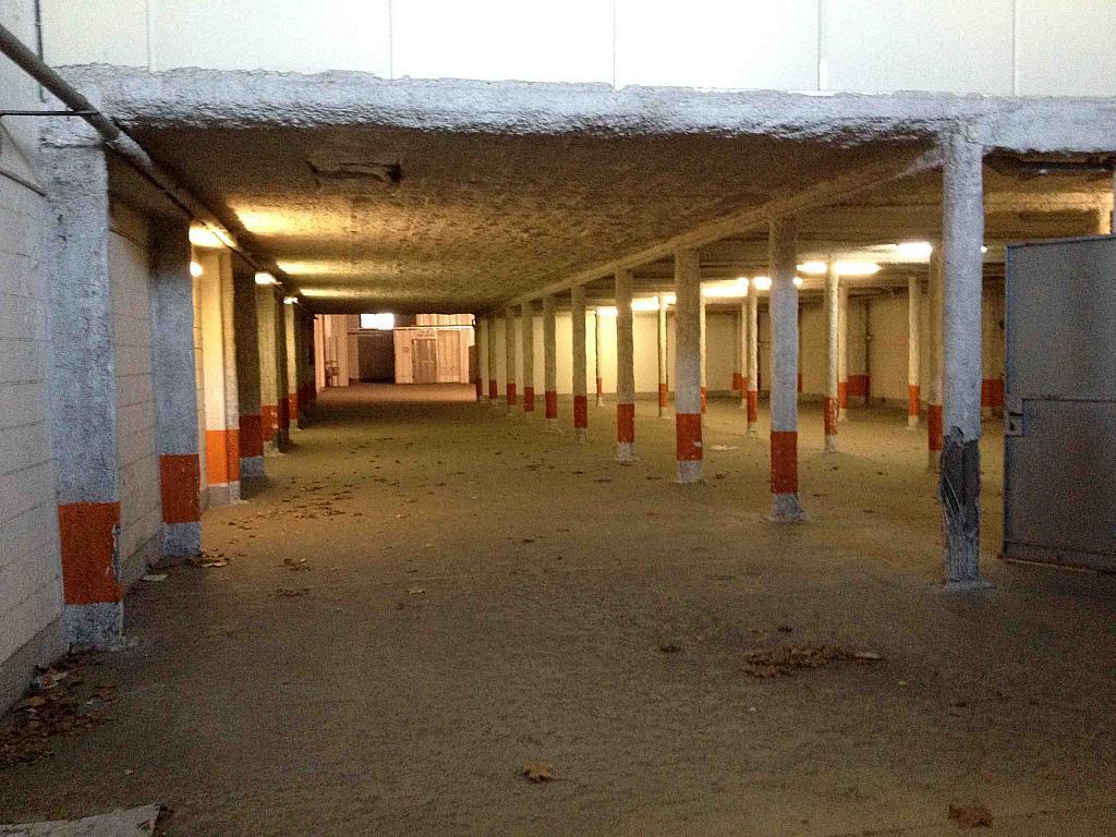 Planta baja - Nave industrial en alquiler en calle Colom, Can Parellada en Terrassa - 243312725