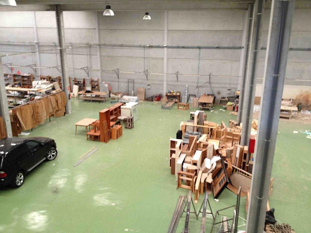 Planta baja - Nave industrial en alquiler en calle Lleida, Llorenç del Penedès - 243319385
