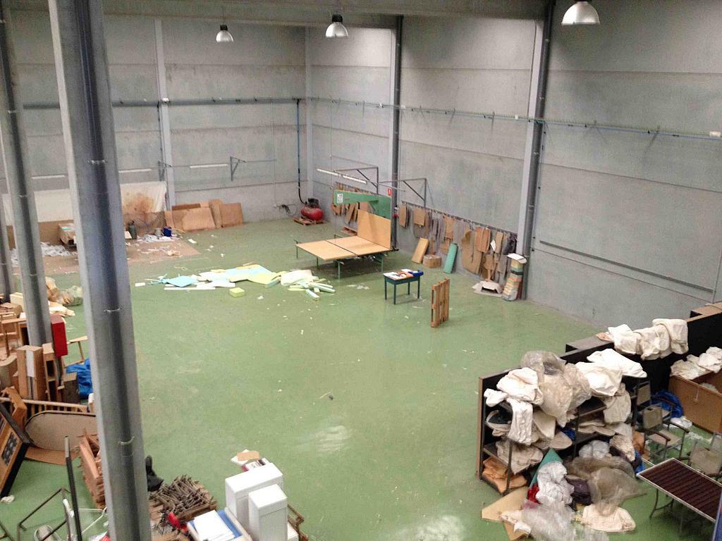 Planta baja - Nave industrial en alquiler en calle Lleida, Llorenç del Penedès - 243319403