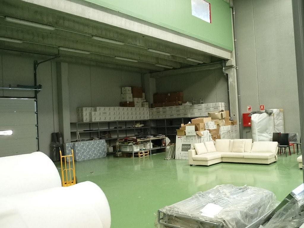 Planta baja - Nave industrial en alquiler en calle Lleida, Llorenç del Penedès - 243319481