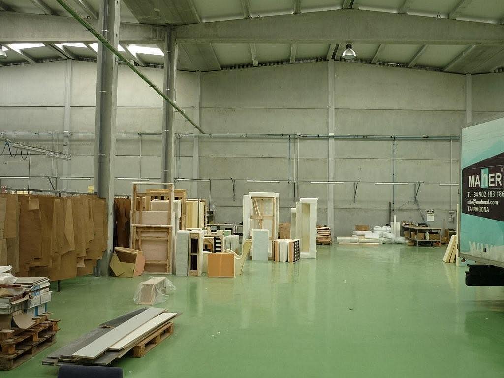 Planta baja - Nave industrial en alquiler en calle Lleida, Llorenç del Penedès - 243319495