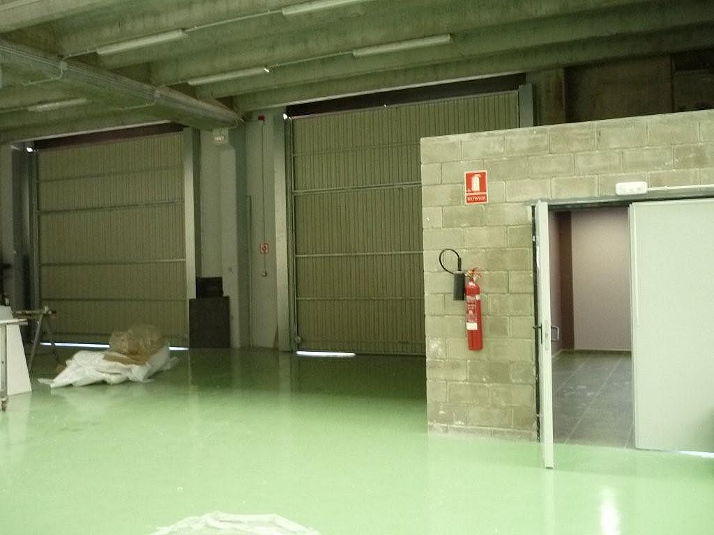 Planta baja - Nave industrial en alquiler en calle Lleida, Llorenç del Penedès - 243319499