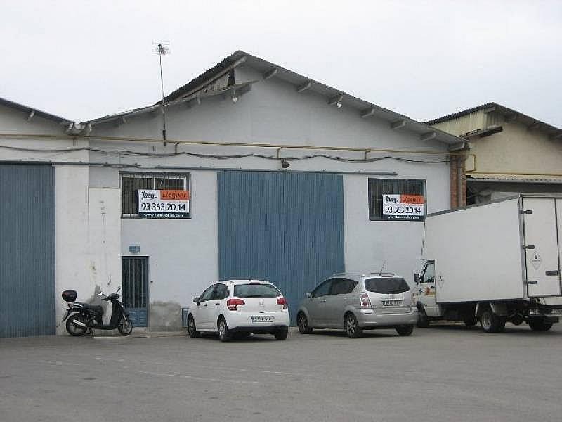 Foto - Nave industrial en alquiler en calle La Plana, Papiol, El - 267425828