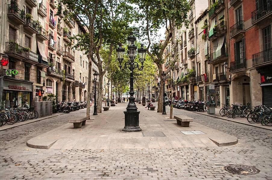 Foto - Local comercial en alquiler en calle Banys Vells, Born-Santa Caterina-Sant Pere-La Ribera en Barcelona - 298292140
